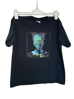 Kanye West Glow In The Dark Tour Shirt Size M Youth  • 5£