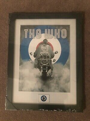 The Who Framed Print • 10£