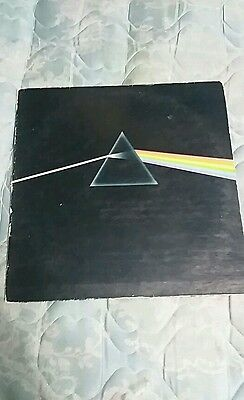 Original Press 1973 Dark Side Of The Moon Vinyl • 187.62£