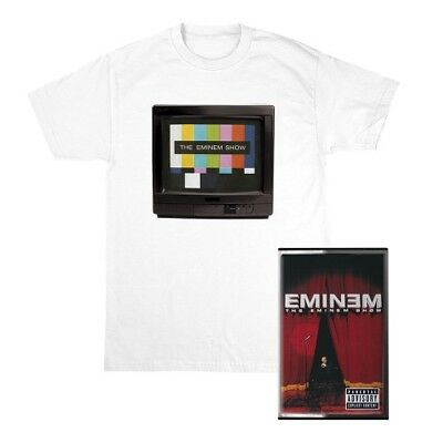 The Eminem Show Limited Edition Cassette Tape • 65£