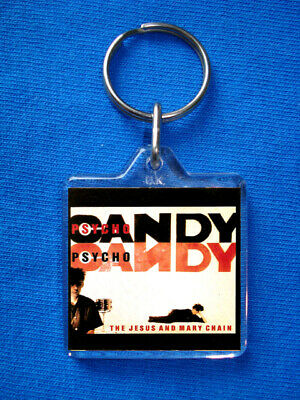 Jesus And Mary Chain - Psychocandy Keyring Sex Pistols Clash Damned Punk • 1.85£