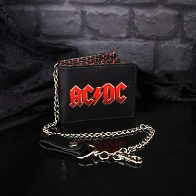 Officially Licensed ACDC Wallet Heavy Metal Rock And Roll Gift • 29.95£