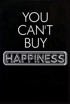 Pulp Poster - You Can't Buy Happiness • 19.99£