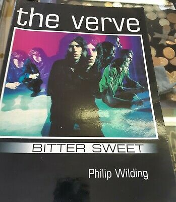 The Verve Bitter Sweet Signed Book  • 135.96£
