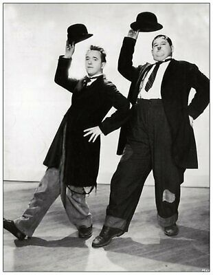 Laurel & Hardy Fridge Magnet GIANT SIZE!!!!!  • 1.99£