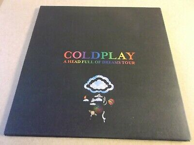 Coldplay,head Full Of Dreams Tour,makes A Mobile Unused Plus Keyring, • 24.99£