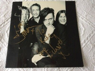 Suede * Signed * Dog Man Star Tour Programme / Magazine • 25£