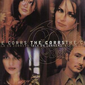 CORRS Talk On Corners STICKER UK Official 15 Cm X 15 Cm Sticker For Use Within • 2.10£