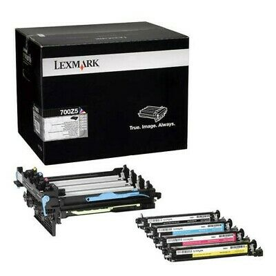 Lexmark 700Z5 Imaging Unit Black /Colour 70C0Z50 • 319.99£