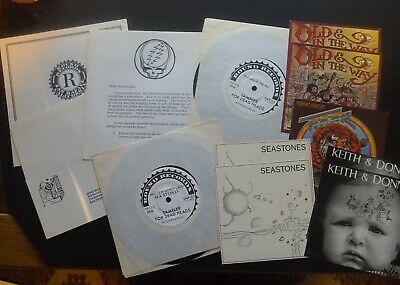 Grateful Dead Fan Club Mailer With Original Envelope 1975 • 115.24£
