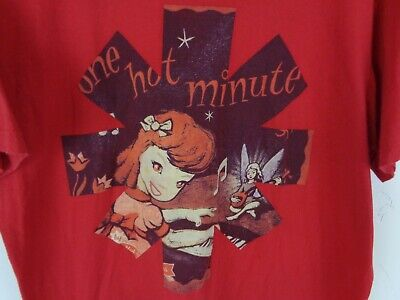 Red Hot Chili Peppers Shirt One Hot Minute Xl Extra Large • 15.62£