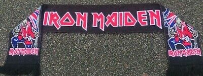 Iron Maiden Scarf • 15£