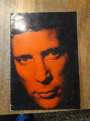 Tom Jones 1970 Tour Programme (with Jimmy Tarbuck) • 3.99£