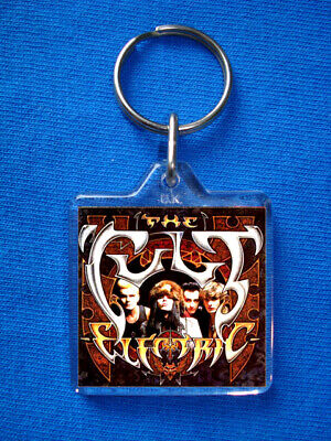 The Cult Electric Keyring Southern Death Cult Ian Astbury Sonic Temple • 1.85£