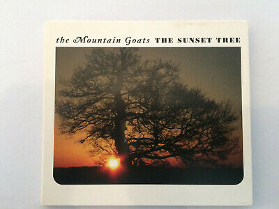 The Mountain Goats - The Sunset Tree (2005 CD) Bright Eyes The Weakerthans  • 0.99£