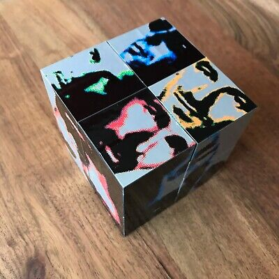 U2 Rare PoP Puzzle Cube From 1997 NEW @ SEALED • 47.50£