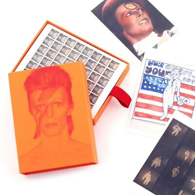 DAVID BOWIE Is Leaving Hundreds Of Clues V&A Exhibition 50 Postcard Collection • 35.99£