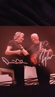 David Gilmour And Roger Waters Signed Origional  • 32.25£
