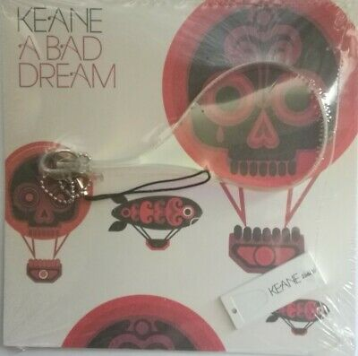 Keane - A Bad Dream Usb Rare 0703/2000 Copies Sealed • 17.99£
