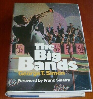 The Big Bands By George T Simon - Jazz • 9.99£