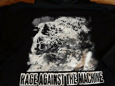 Rage Against The Machine Monk Hooded Top Unworn Deadstock MEDIUM • 20£