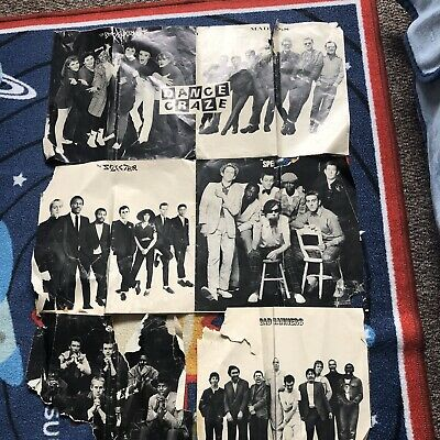 Dance Craze 2 Tone Ska Madness The Specials Bad Manners The Beat Free Post! • 1.75£