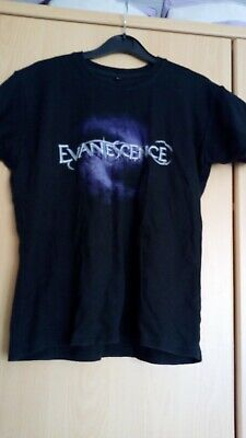 Evanescence Black Top  • 6£