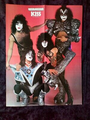 Kiss Posters • 16.55£