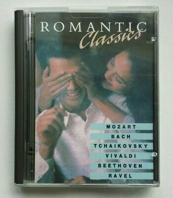 Romantic Classics - MiniDisc Album MD Music Mozart, Vivaldi Etc. Very Rare Disky • 100£