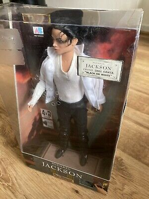 Michael Jackson Official 1990s Doll Unused & Never Opened • 55£