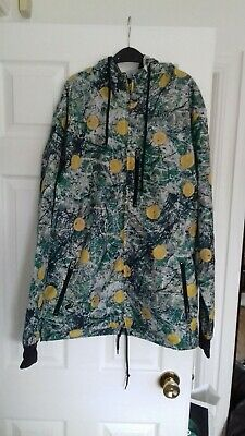 The Stone Roses Jacket Official Tour Size Large Ian Brown John Squire Etihad  • 100£