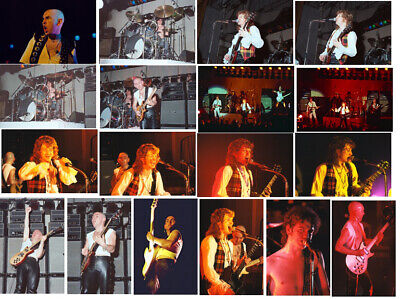 60 6 X4  Slade Concert Photos Birmingham 1978, Reading 1980 & Bilston 2006 • 7.99£