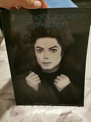 The Michael Jackson Collection Piano/ Vocal/Chords RARE • 23.99£