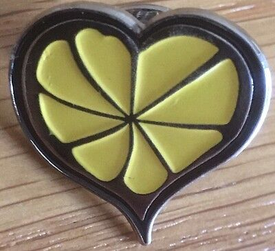 The Stone Roses Heart Badge • 2.50£