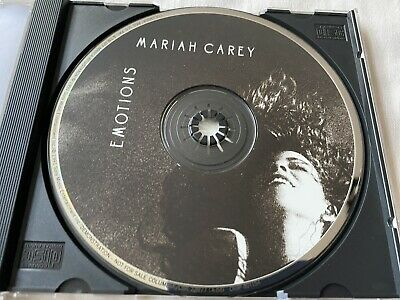 Mariah Carey Rare Emotions USA Promo Cd Rare Deleted Damaged Front Cover  • 19.99£