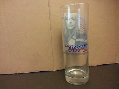 Madonna - Die Another Day (ORIGINAL PROMO ONLY DRINKS GLASS ) JAMES BOND 007 • 29.99£
