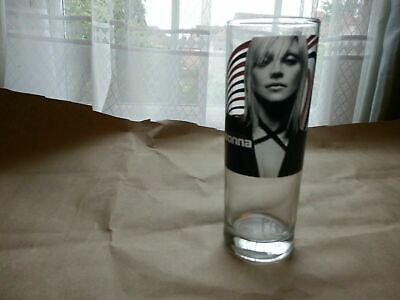 Madonna - Die Another Day (ORIGINAL PROMO ONLY DRINKS GLASS !! ) JAMES BOND 007 • 29.99£