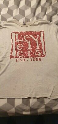 Levellers T Shirt • 8£