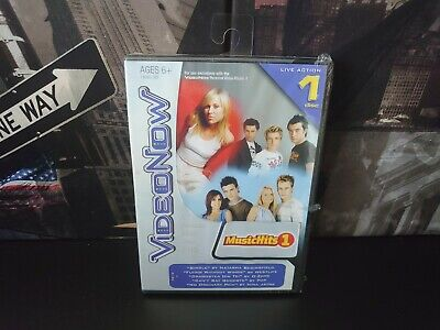 WESTLIFE VideoNow Music Hits NATASHA BEDINGFIELD POP PVD Personal Video Disc NEW • 4.95£