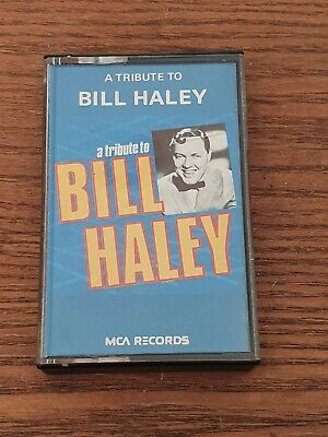 A Tribute To Bill Haley Cassette • 5.99£