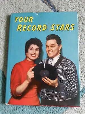 YOUR RECORD STARS ANNUAL  1950s      Please See Photos • 3.50£