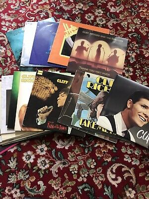 20 Cliff Richard LP's . All In Good Condition. Collection M34 Or SK5 • 20£