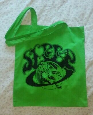 Sleep M1 Tote Bag Green Om High On Fire Sabbath Sunn O))) • 12.99£
