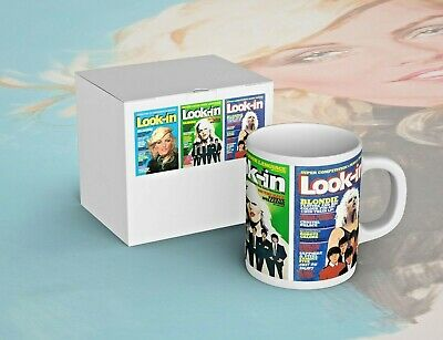 Stunning BLONDIE Look-In Mug - New In Picture Box - Free P+P • 7.99£