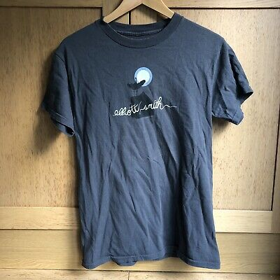 Elliott Smith Official T Shirt From A Basement On A Hill S Small Tshirt • 17£
