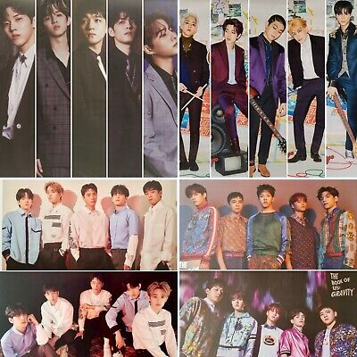 Kpop Poster Day6: Book Of Us Gluon (select Item) [kpoppin Usa] • 4.96£