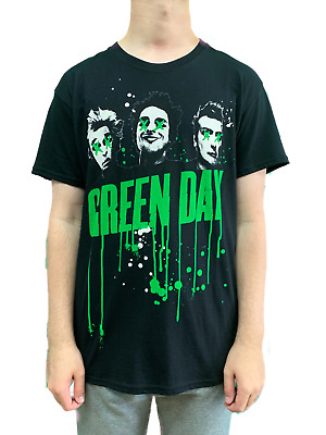 Green Day Drips Unisex Official T Shirt Brand New Various Sizes • 14.99£