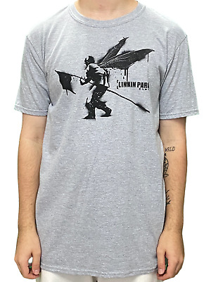 Linkin Park Soldier Unisex Official T Shirt Brand New Various Sizes • 14.99£