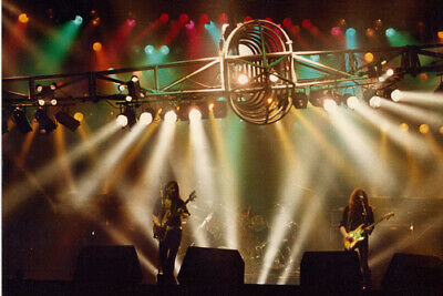 10 *8  Concert Photo Of Motorhead Playing At Port Vale In 1981 • 5.99£
