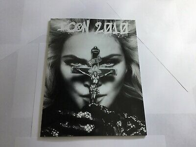 Madonna Icon 2010 Yearly Official Fan Club Rare Collectable New  • 300£